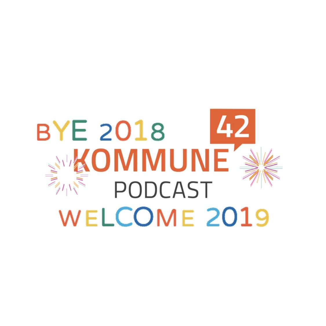 KoMu005: Menschen, Sahnestücke, Waterloos – der große Kommune 42 – Jahresrückblick 2018
