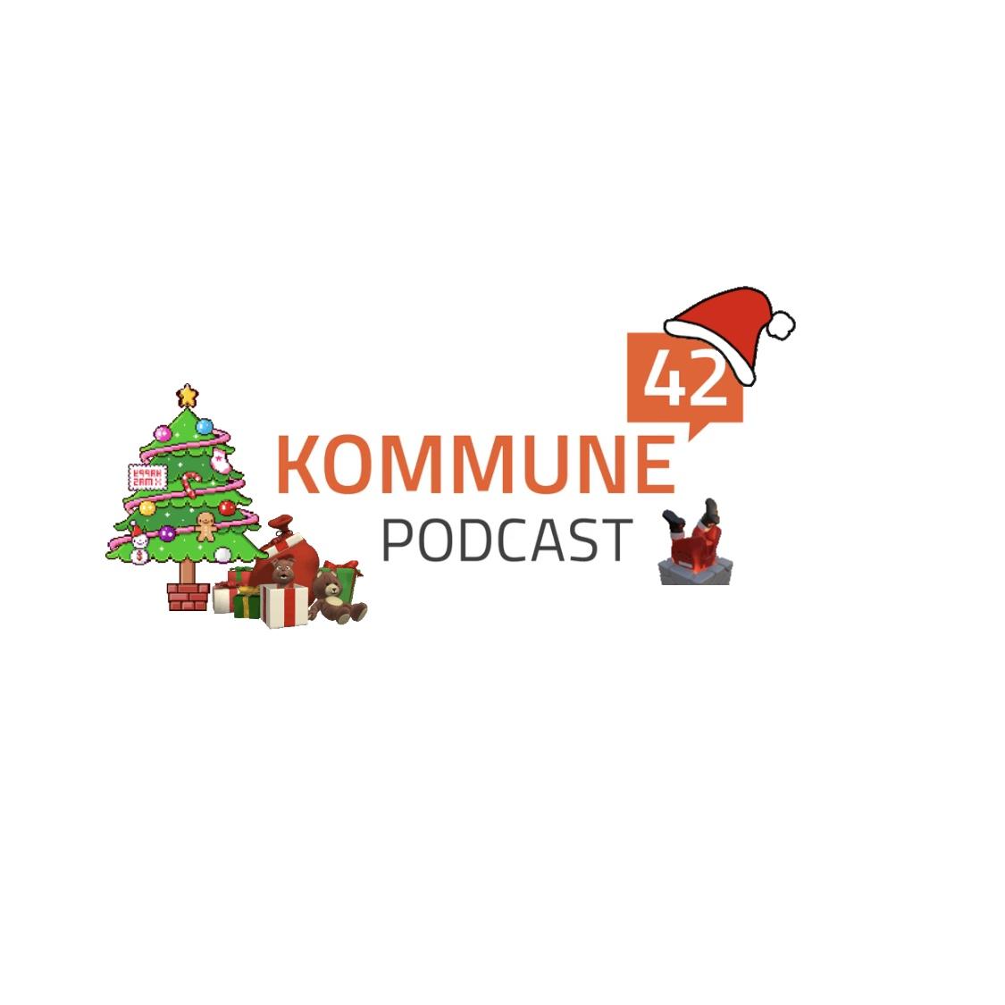 KoMu004 – …von Weihnachten, Escape-Rooms, einem Experiment und Miesepetern