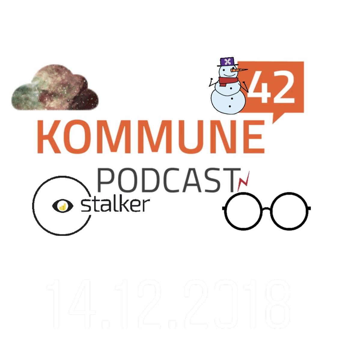 KoMu006 – …von vielen Universitäten, Pottermore, Stalker und Schnee im Winter
